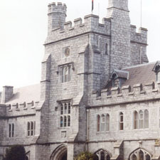UCC Quad & Clocktower