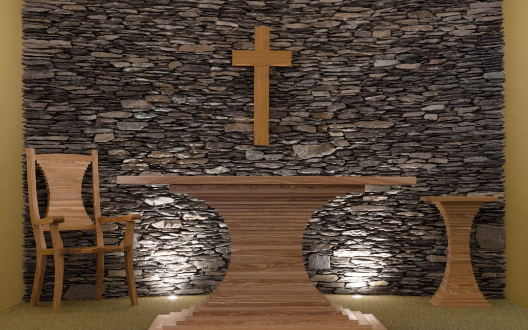 St. Lukes Home Chapel Renovations