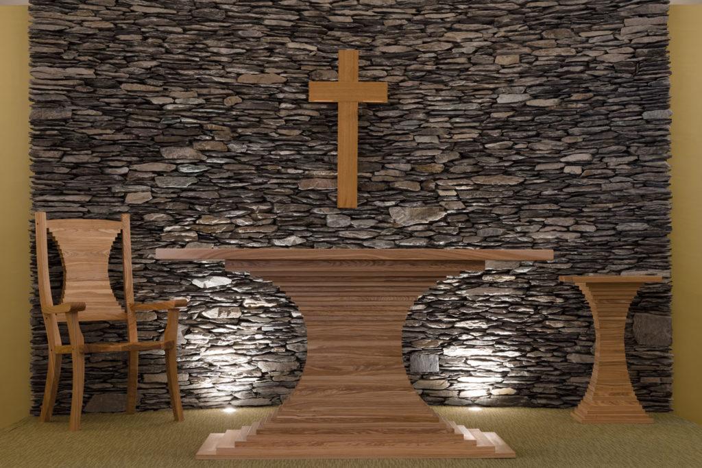 St. Lukes Home Chapel Renovations